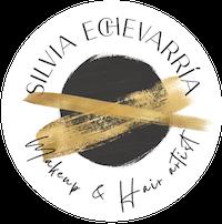 Silvia Echevarria Makeup Artist Logo